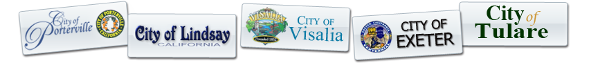 Serving Porterville, Lindsay, Visalia, Tulare & Exeter