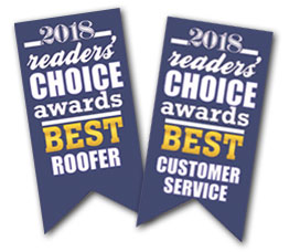 readers choice award ribbons